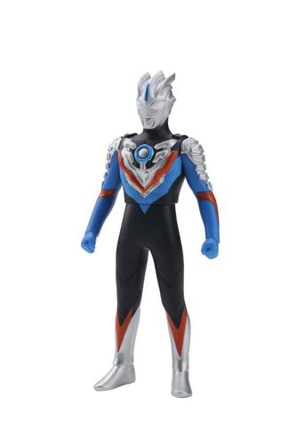 "Bandai Ultra Hero Orb 03 Ultraman Orb (Hurricane Slash) 5.5"" Figure"