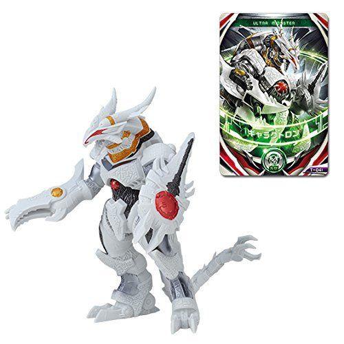 Bandai Ultraman Ultra Monster DX Galaxtron Figure (4549660087014)