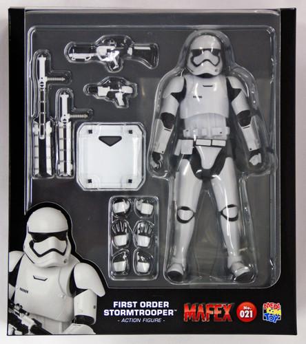 Medicom MAFEX 021 First Order Storm Trooper Figure 4530956470214