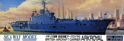 Fujimi SWM26 British Aircraft Carrier Arkroyal 1/700 Scale Kit