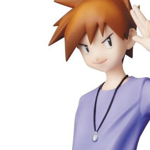 Medicom PPP Blue Oak (Green Okido) Pocket Monster Figure non-scale 4530956510095