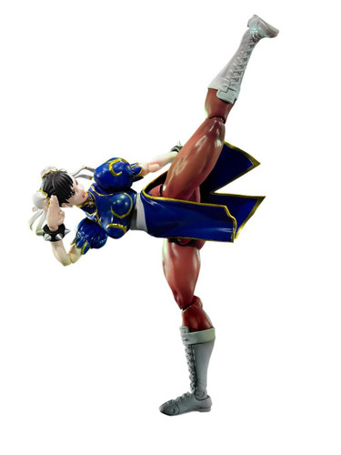 Bandai 051947 S.H. Figuarts Chun-Li from Street Fighter non-scale Figure