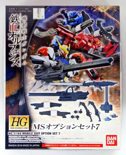 Bandai Iron-Blooded Orphans Option Set 7  1/144 Scale kit