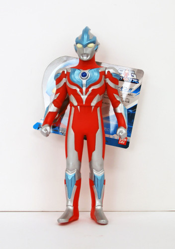 "Bandai Ultra Big Series Ultraman Ginga 9.0"" Figure"