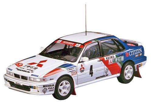 Hasegawa 20288 Mitsubishi Galant VR-4 Rally 1991 Monte-Carlo/ Swedish 1/24 scale kit