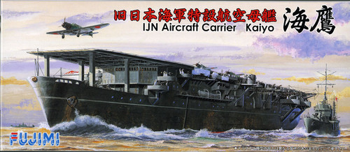Fujimi TOKU-18 IJN Aircraft Carrier Kaiyo 1/700 Scale Kit