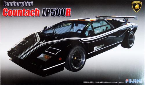 Fujimi EM18 Lamborghini Countach LP500R 1/24 Scale Kit