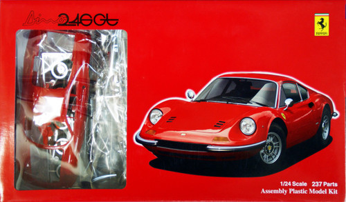 Fujimi EM37 Ferrari Dino 246GT (Former) 1/24 Scale Kit