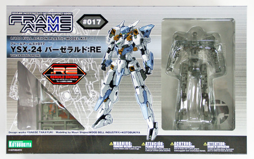 Kotobukiya 108800 Frame Arms FA070 YSX-24 Baselard RE 1/100 Scale Kit