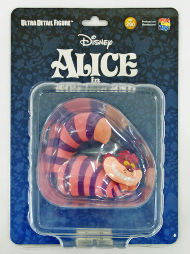 Medicom UDF-290 Ultra Detail Figure Alice in Wonderland Cheshire Cat Figure