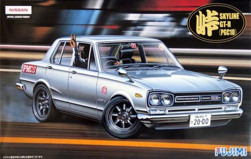 Fujimi TOHGE-08 Nissan HakOne Skyline GT-R (PGC10) Drift King 1/24 Scale Kit
