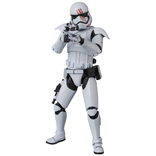 Medicom MAFEX Star Wars The Force Awakens FN-2187 Figure