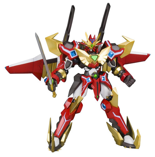 Kotobukiya KP165 S.R.G-S Super Robot Wars G Compatible Kaiser Plastic Model Kit