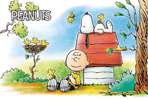 Epoch Jigsaw Puzzle 11-565s Peanuts Sleeping Snoopy (1000 Pieces)