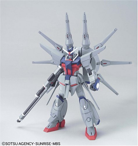 Bandai 384140 HG Gundam Seed Legend Gundam 1/144 Scale Kit