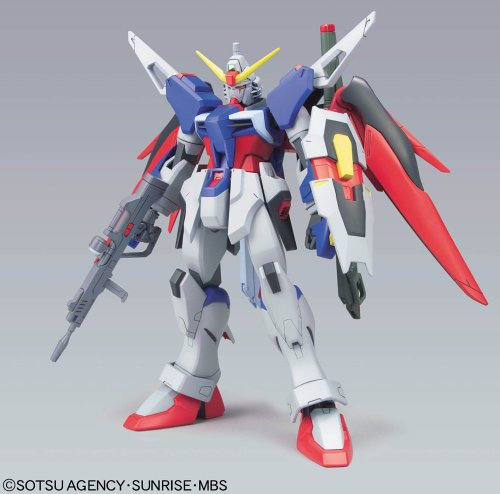 Bandai 341112 HG Gundam Seed Destiny Destiny Gundam 1/100 Scale Kit
