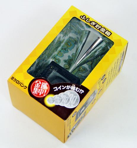 Tenyo Japan 218174 MICRO BANK (Magic Trick)