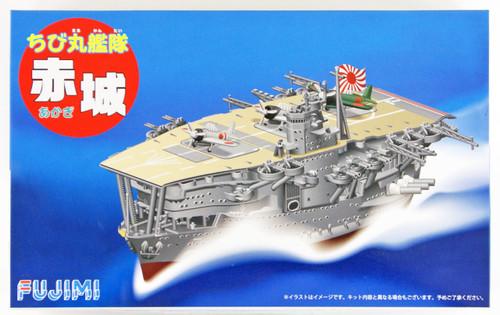 Fujimi TKSP14 Chibi-maru Kantai Fleet Akagi Deluxe w/ Etched parts Non-scale kit