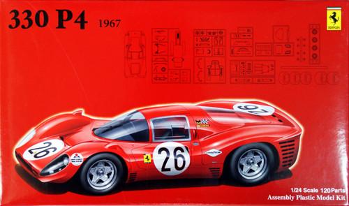 Fujimi HR34 Ferrari 330P4 #26 Daytona 1/24 Scale Kit