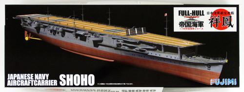Fujimi FH-38 IJN Japanese Aircraft Carrier Shoho (Full Hull) 1/700 scale kit