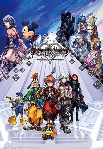 Tenyo Japan Jigsaw Puzzle D-1000-481 Disney Kingdom Hearts HD 2.8 Final Chapter Prologue (1000 Pieces)