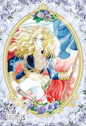 Ensky Jigsaw Puzzle 300-1171 Japanese Anime The Rose of Versailles (300 Pieces)