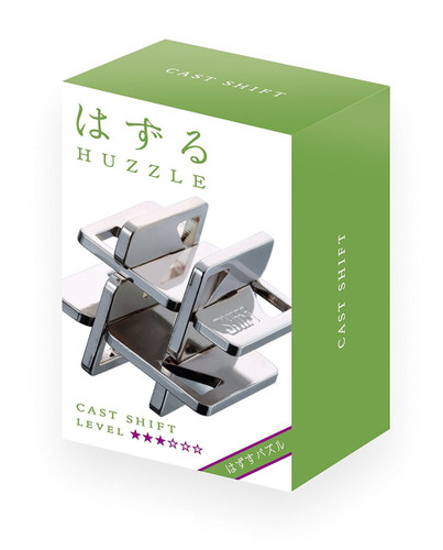 Hanayama Cast Huzzle (Puzzle) CAST SHIFT
