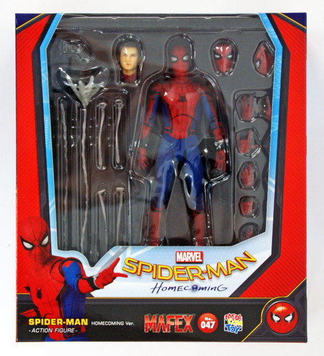 Medicom MAFEX 047 Spider-Man (Homecoming Version) Figure