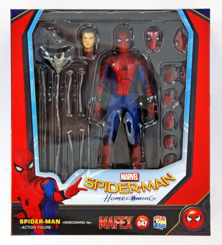 Medicom MAFEX 047 Spider-Man (Homecoming Version) Figure