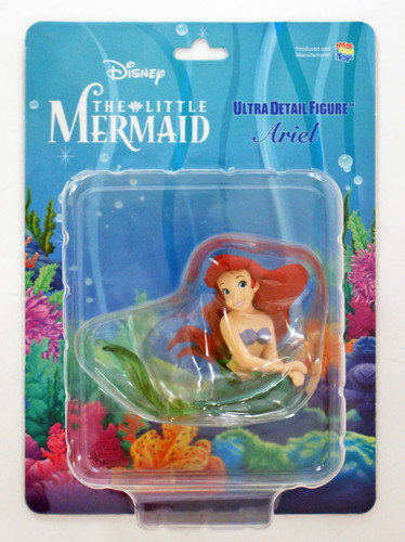 Medicom UDF-352 Ultra Detail Figure Ariel (Disney's The Little Marmaid)