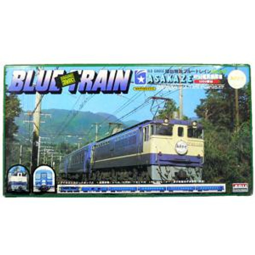 Arii 701843 Electric Locomotive EF65 Asakaze 1/80 Scale Kit (Microace)
