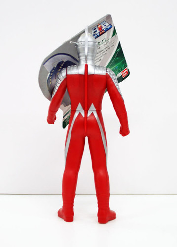 "Bandai Ultra Big Series Ultraman Ultraseven 9.0"" Figure"