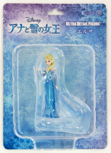Medicom UDF-258 Ultra Detail Figure Disney Series 5 Elsa (Frozen)