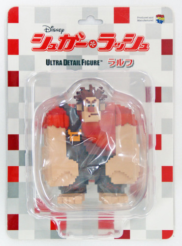 Medicom UDF-260 Ultra Detail Figure Disney Series 5 Ralph (Wreck-it Ralph)
