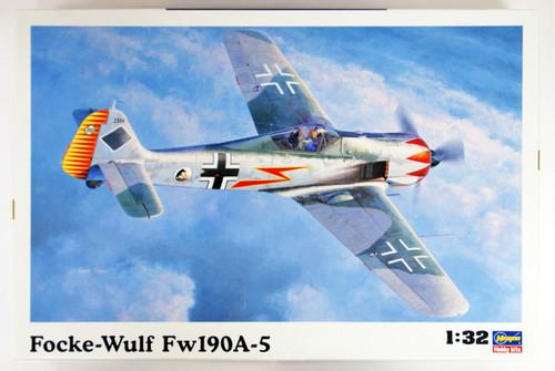 Hasegawa ST23 FOCKE-WULF Fw190A-5 1/32 Scale Kit