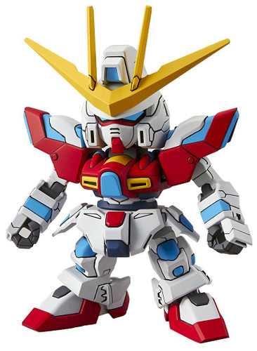 Bandai SD Gundam Ex-Standard 090663 TBG-011D TRY BURNING GUNDAM Non Scale Kit