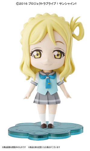 Bandai Petiture-Rise 003 LoveLive! Sunshine!! Kanan, Dia, Mari Plastic Model Kit 144939