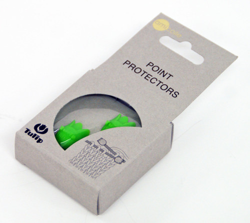 Tulip AC-046 Amicolle Point Protectors Small Green (2 Pcs)