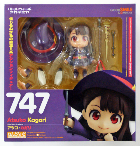 Good Smile Nendoroid 747 Atsuko Kagari (Little Witch Academia)