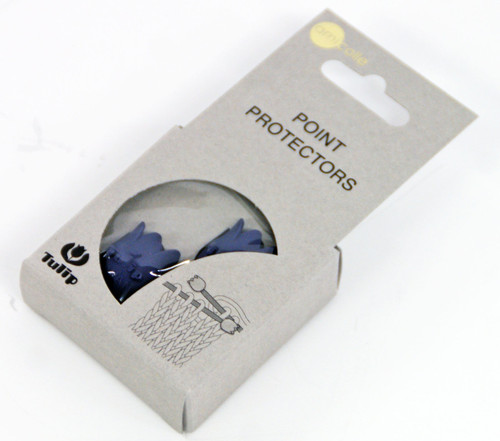 Tulip AC-047 Amicolle Point Protectors Large Navy Blue (2 Pcs)