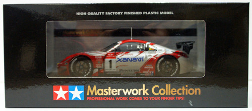 Tamiya 21036 Nissan Xanavi Nismo Z Masterwork Collection 1/24 Scale Kit