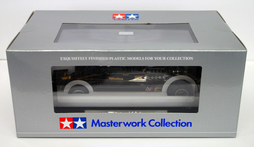 Tamiya 21104 Team Lotus Type 78 1977 Masterwork Collection 1/20 Scale Kit