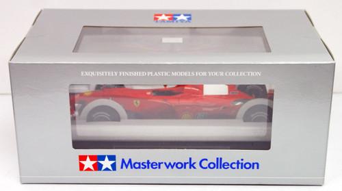 Tamiya 21114 Ferrari F1-2000 No.3 Masterwork Collection 1/20 Scale Kit