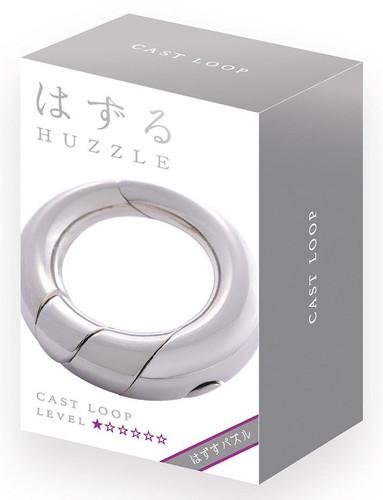 Hanayama Cast Huzzle (Puzzle) Cast LOOP