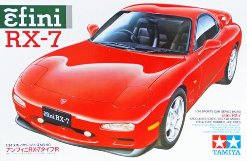 Tamiya 24110 Mazda Efini RX-7 1/24 Scale Kit
