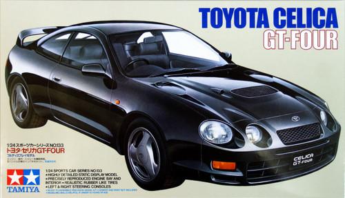 Tamiya 24133 Toyota Celica GT-Four 1/24 Scale Kit