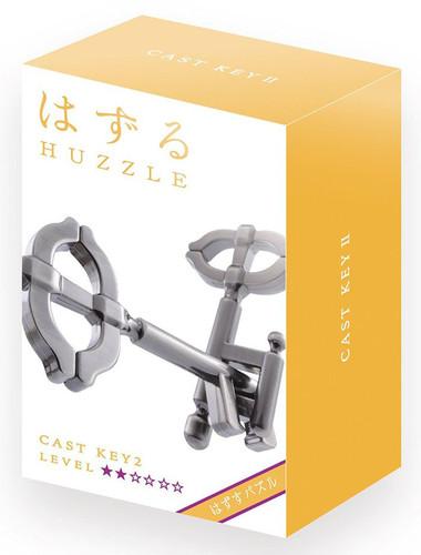Hanayama Cast Huzzle (Puzzle) Cast KEY II