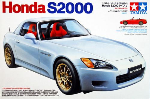 Tamiya 24245 Honda S2000 (Type V) 1/24 Scale Kit