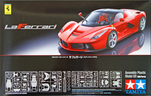 Tamiya 24333 La Ferrari 1/24 Scale Kit
