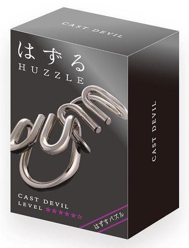 Hanayama Cast Huzzle (Puzzle) Cast DEVIL